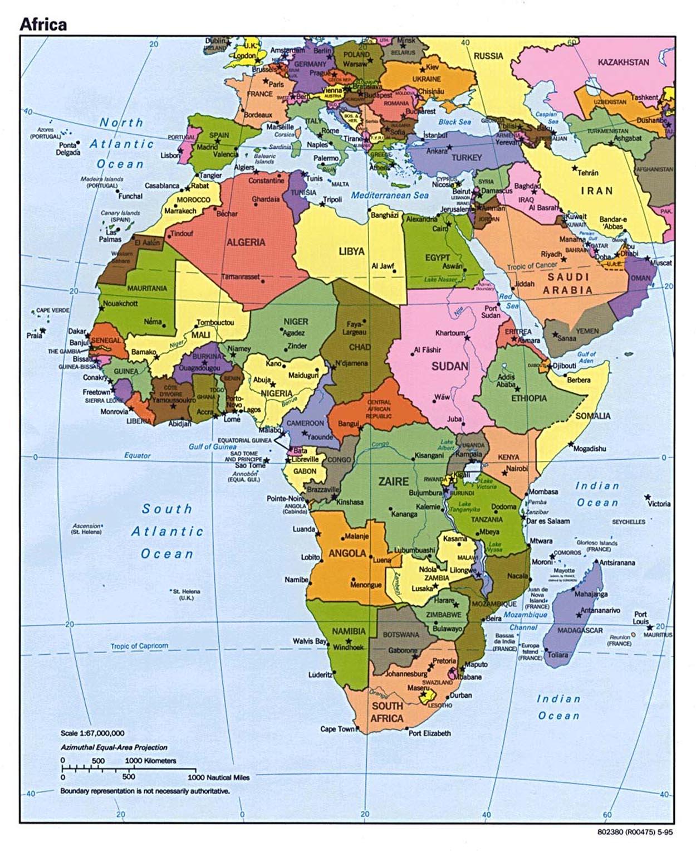 Tunisia Resources - Where is tunisia